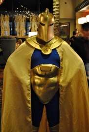Dr. Fate at the Geek Prom.