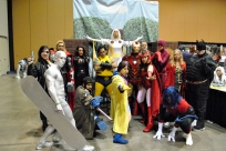 I like that Batman got into the picture. He really is a ninja.