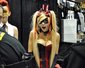 World famous cosplayer, Jessica Nigri.