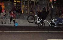 Rickshaw Darth Vader back for more.