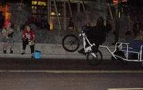 Rickshaw Darth Vader back for more.