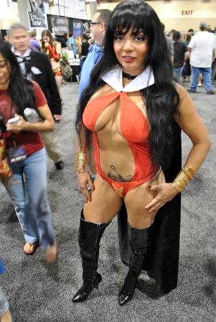 Vampirella.