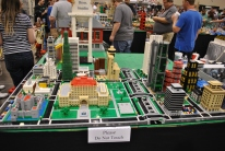 Down town Phoenix. In LEGOS!