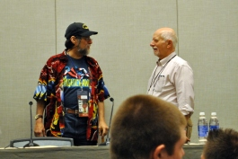 Len Wein and Chris Claremont