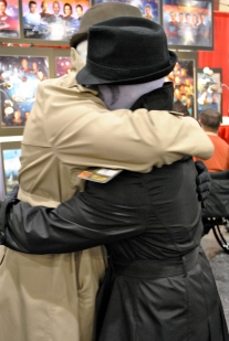 The Rorschach hug