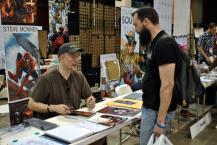 Steve McNiven autographed Death of Wolverine #1-4, Old Man Logan and Civil War #1.